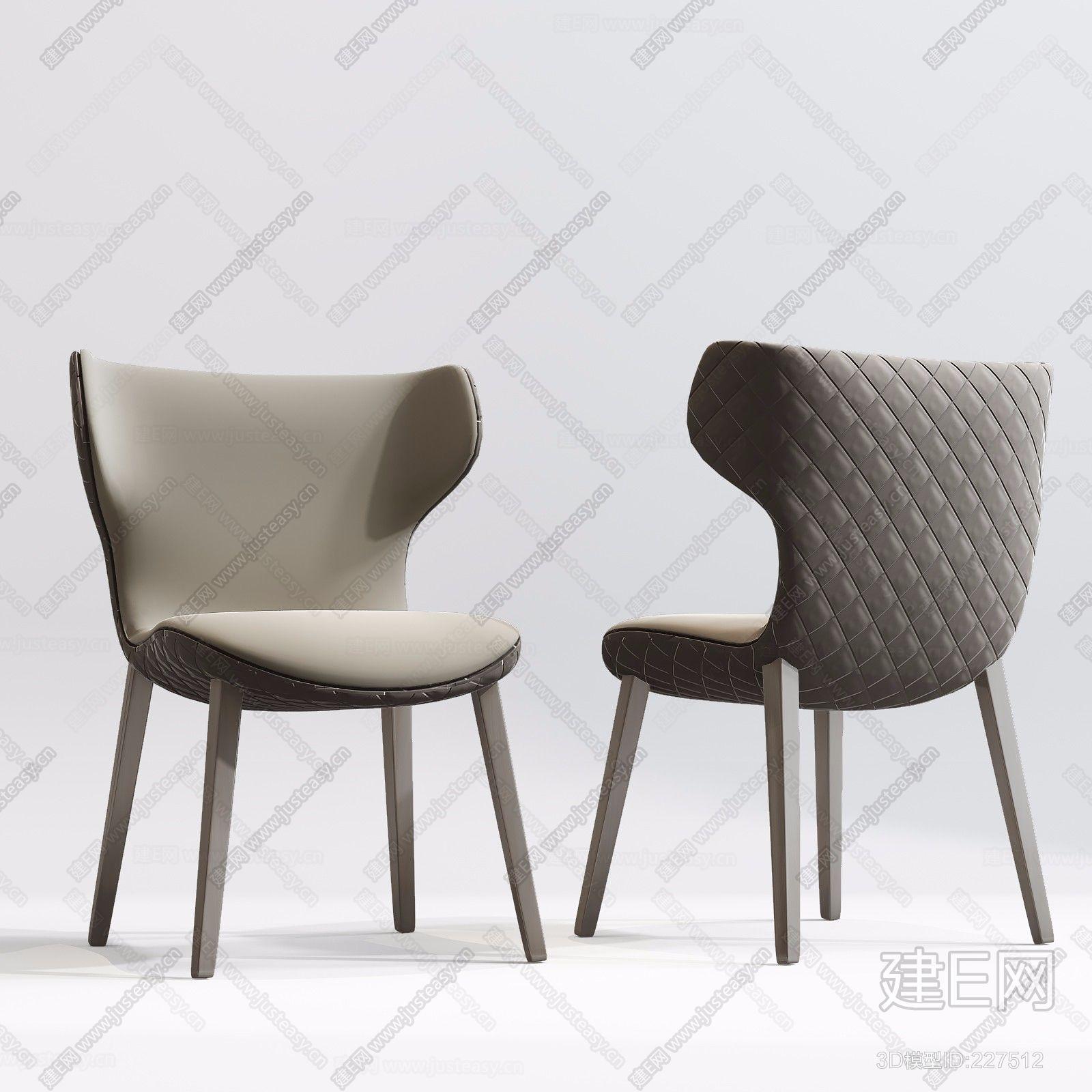 意大利宾利Bentley Home现代单人椅子ID:227512