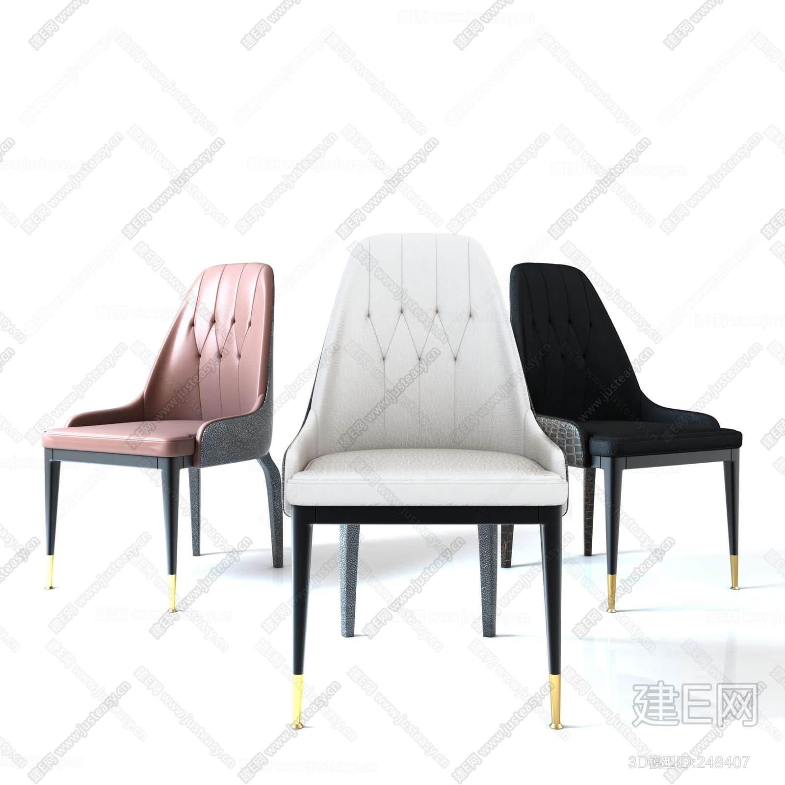 意大利宾利Bentley Home餐椅ID:248407