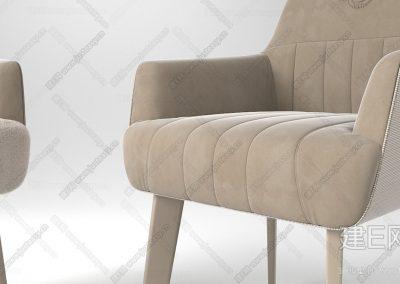 意大利 宾利 Bentley Home沙发椅ID:255016(2)