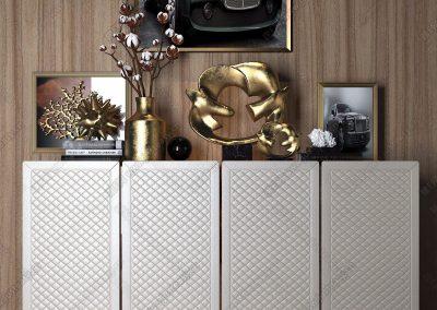 意大利 宾利 Bentley Home 新古典储物柜ID:257739