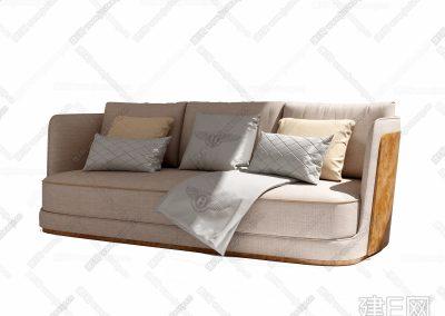 意大利 宾利 Bentley Home 现代沙发ID:261653