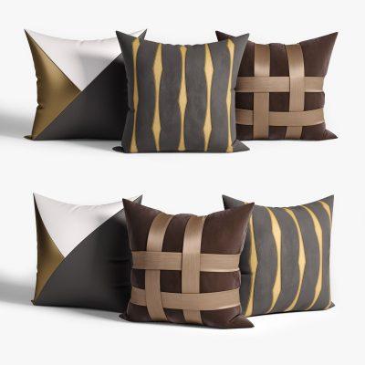 Pillow 001 3D model