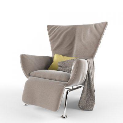 Kreslo Chair 3D Model