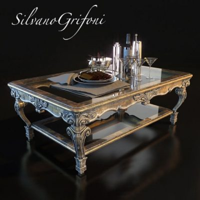Silvano Grifoni Table 3D Model