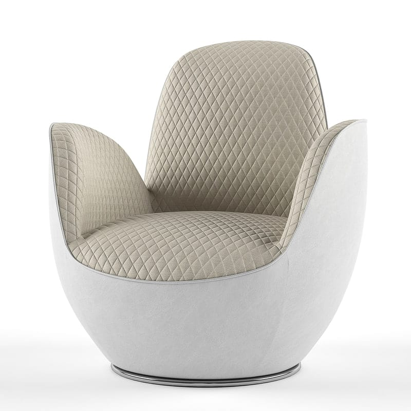 AIRCELL FAUTEUIL Armchair 3D model (55)