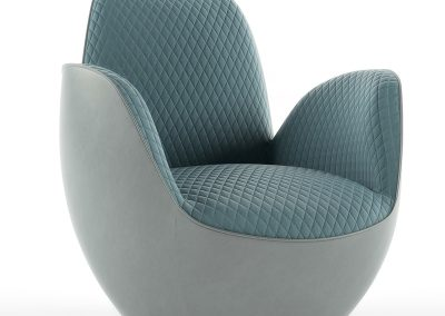 AIRCELL FAUTEUIL Armchair 3D model (66)