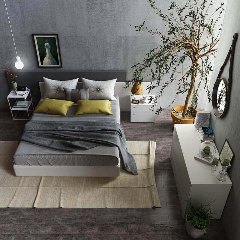 Alf Skip Bed 3d Model Download Cgsouq Com