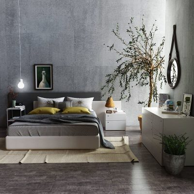 ALF Skip bed 3D model