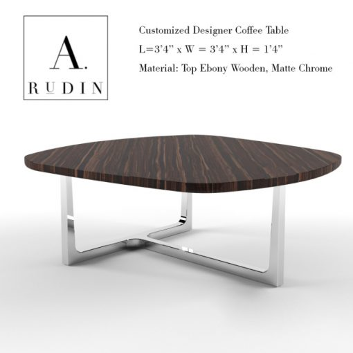 ARudin Designer Coffee Table 3D Model