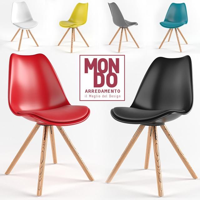Air Chair 3D Model