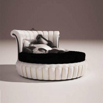 Alta Moda Bed 3D model
