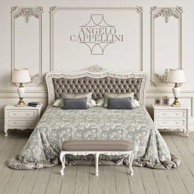 Angelo Cappellini Itaca Bedroom 3D Model