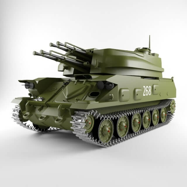 Anti Air Craft Tank 1