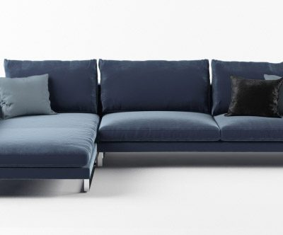 Arketipo Ego Sofa 3D Model