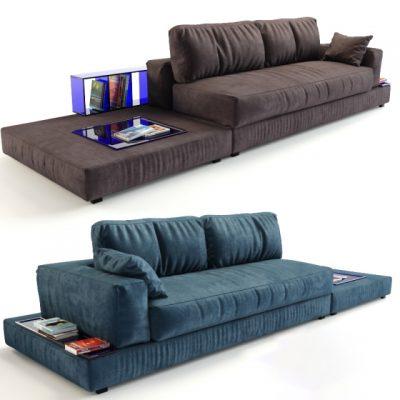Arketipo Plat Sofa 3D Model