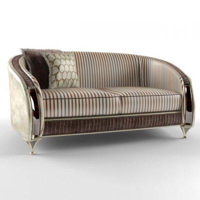 Arredo Classsic Rossini Sofa 3D Model