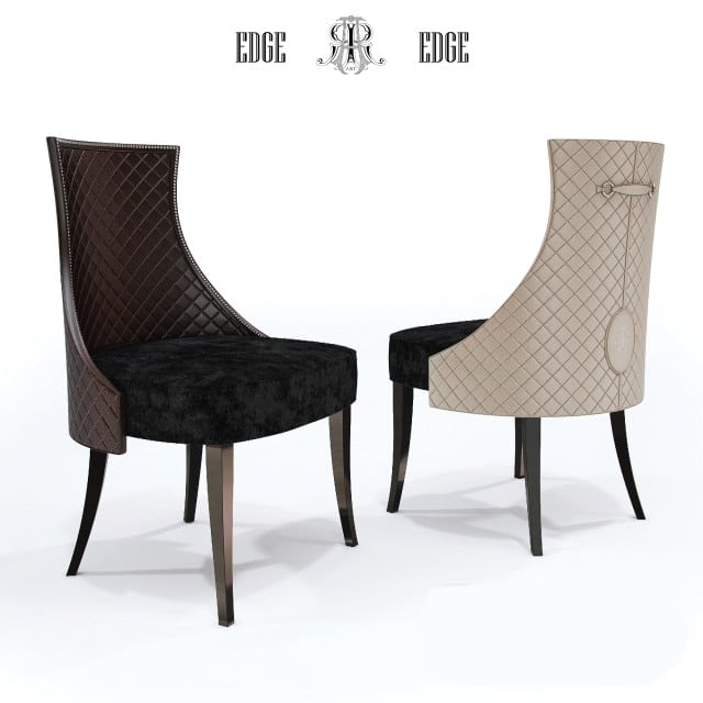 Art Edge Alcantara Chair 3D Model
