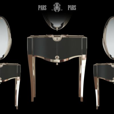Art Paris Console 3D Model