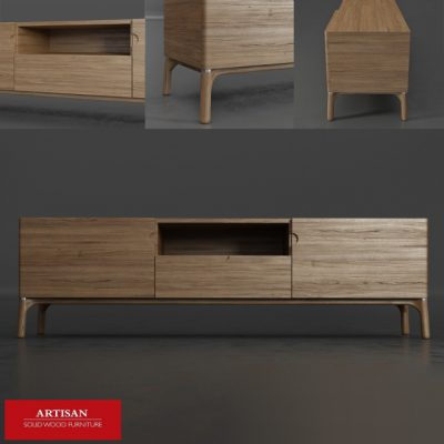 Artisan Naru Sideboard 3D Model