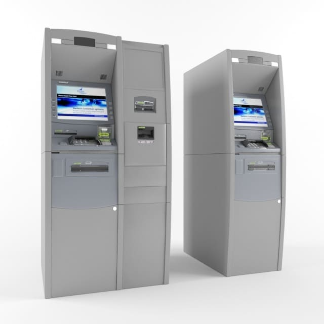 Atm Machine 3d models