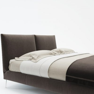 B&B Italia Maxalto Bed 3D Model