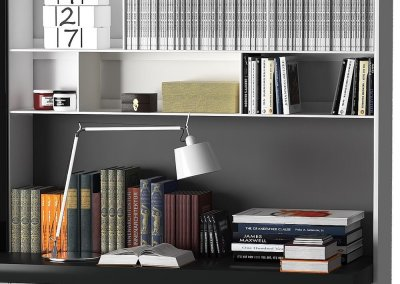 B&B MAXALTO 4 Bookcase 3D model (4)