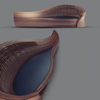 Bae Se Hwa Steam-22 Sofa 3D Model