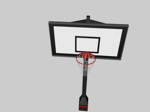 Basketball hoop (2)