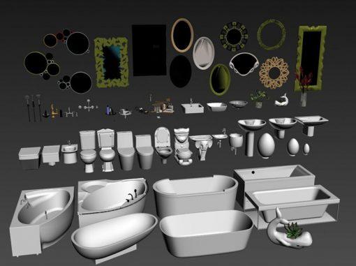 Bathroom-Accessories-Set-3D-model-1024x766