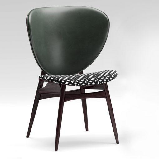 Baxter Alvaro Alma Table & Chair 3D Model 3