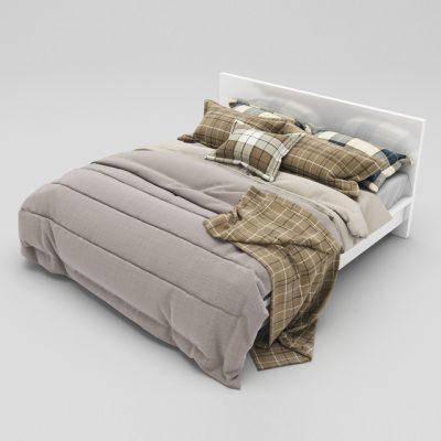 Bed-36 3D Model