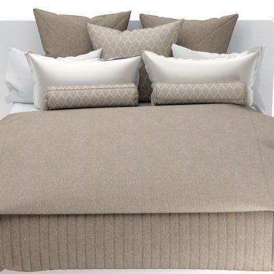 Bed Clothes-1 3D Model