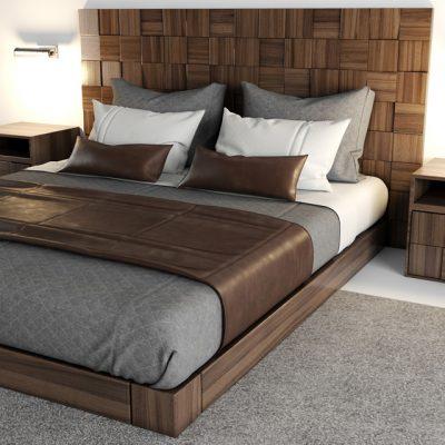 Bed Clothes-6 3D Model