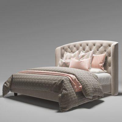 Bed Set-11 3D Model