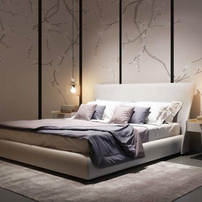 Modern Bedroom 01