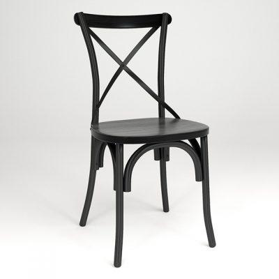 Bella Cross Chair 3D Model