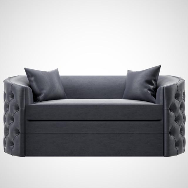 Bespoke Medici Sofa 3D Model