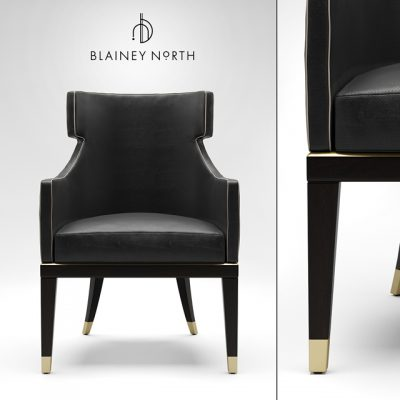 Blainey North Hercule Dining Chair 3D Model