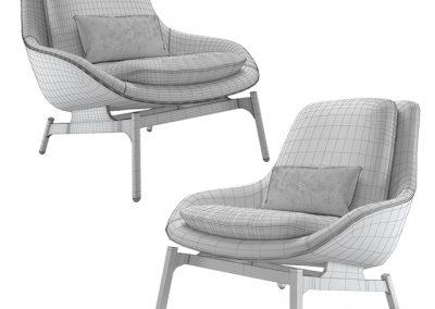 Blu Dot Field Lounge Chair (1)