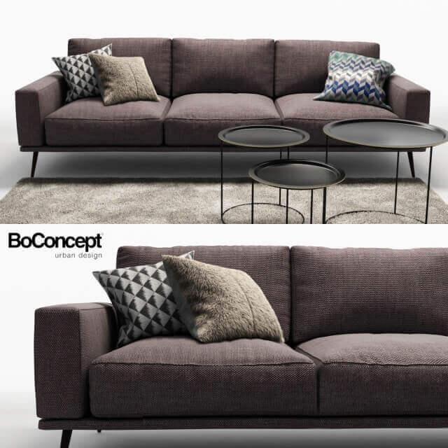 Bo Concept Carlton Sofa Model