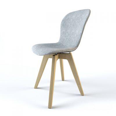 BoConcept Adelaide Chair 3D Model