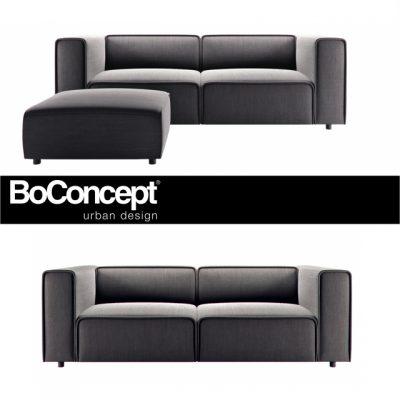 BoConcept Carmo Sofa 3D Model