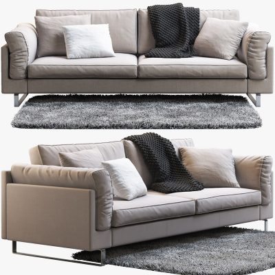 BoConcept Indivi-02 Sofa 3D Model