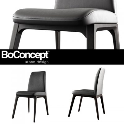 BoConcept Lausanne Chair 3D Model