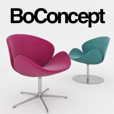 BoConcept Ogi Armchair 3D Model