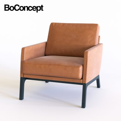 Boconcept Monte Armchair 3D Model