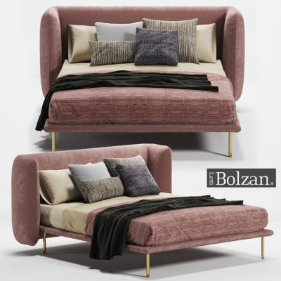 Bolazan Jill Bed 3D Model