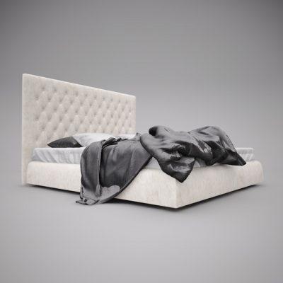 Bonaldo Bed-02 3D Model