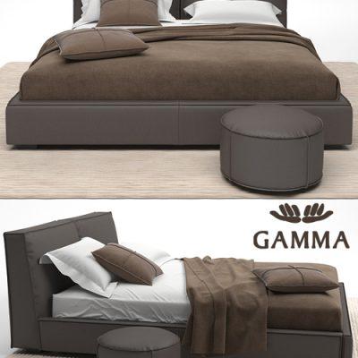 Bond Night Bed 3D Model