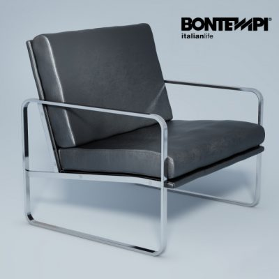 Bontempi Clarissa Armchair 3D Model